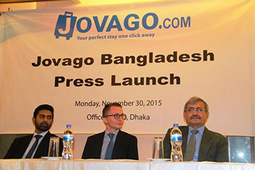 Hotel booking gets easier with new Jovago app